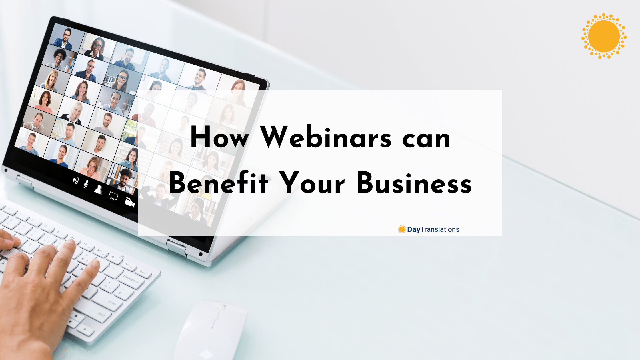 How Webinars Can Benefit Your Business