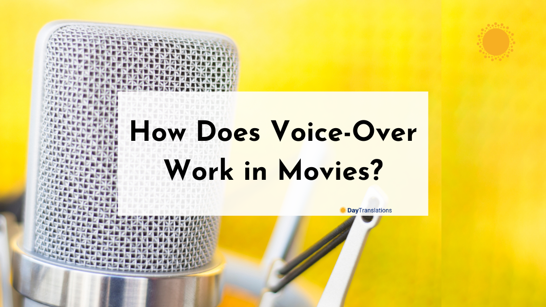 How Does Voice-Over Work in Movies?