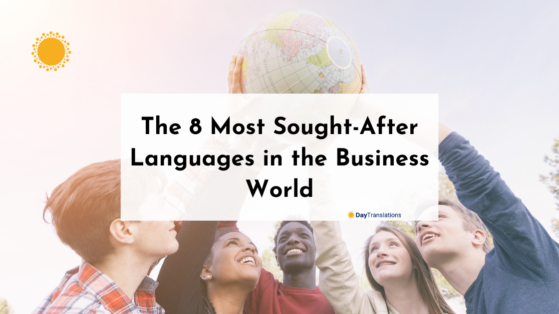 The 8 Most Sought-After Languages in the Business World