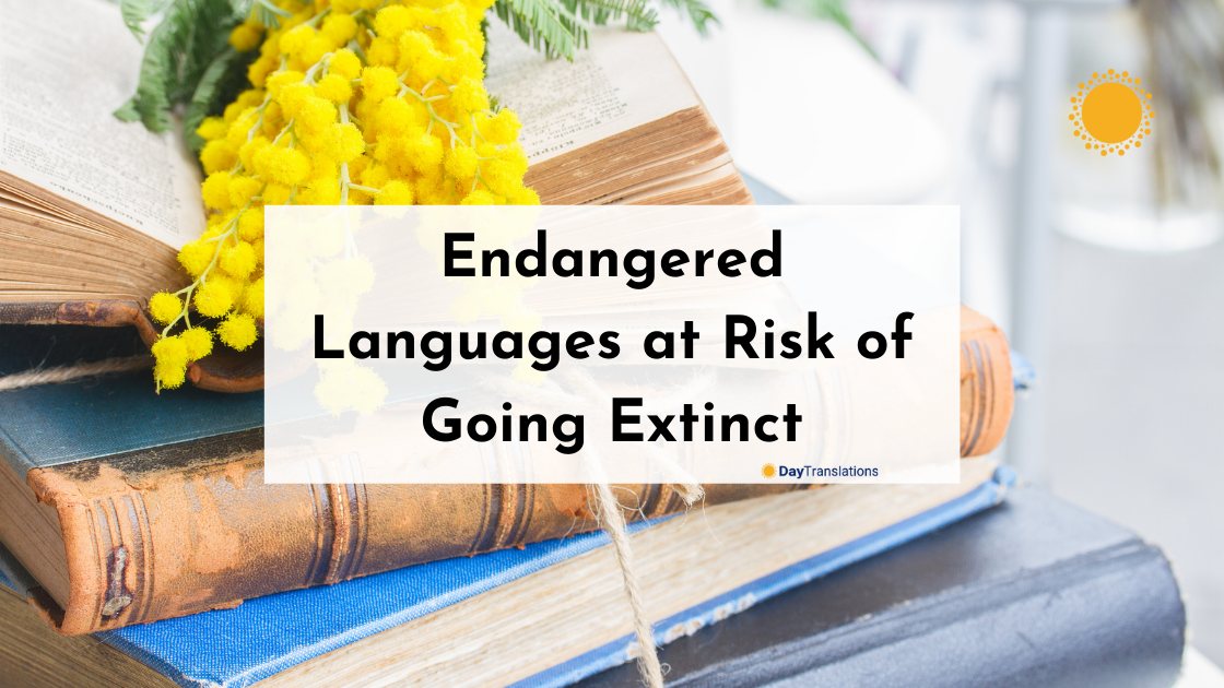 Endangered Languages at Risk of Going Extinct