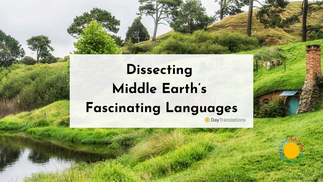 Dissecting Middle Earth's Fascinating Languages