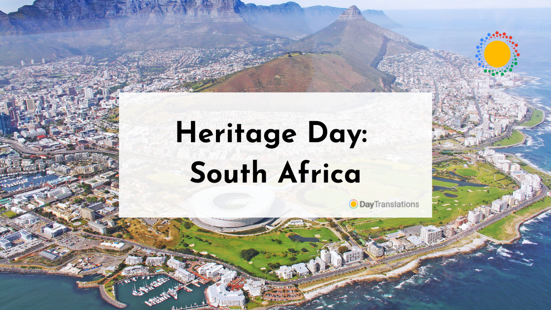 Heritage Day: South Africa