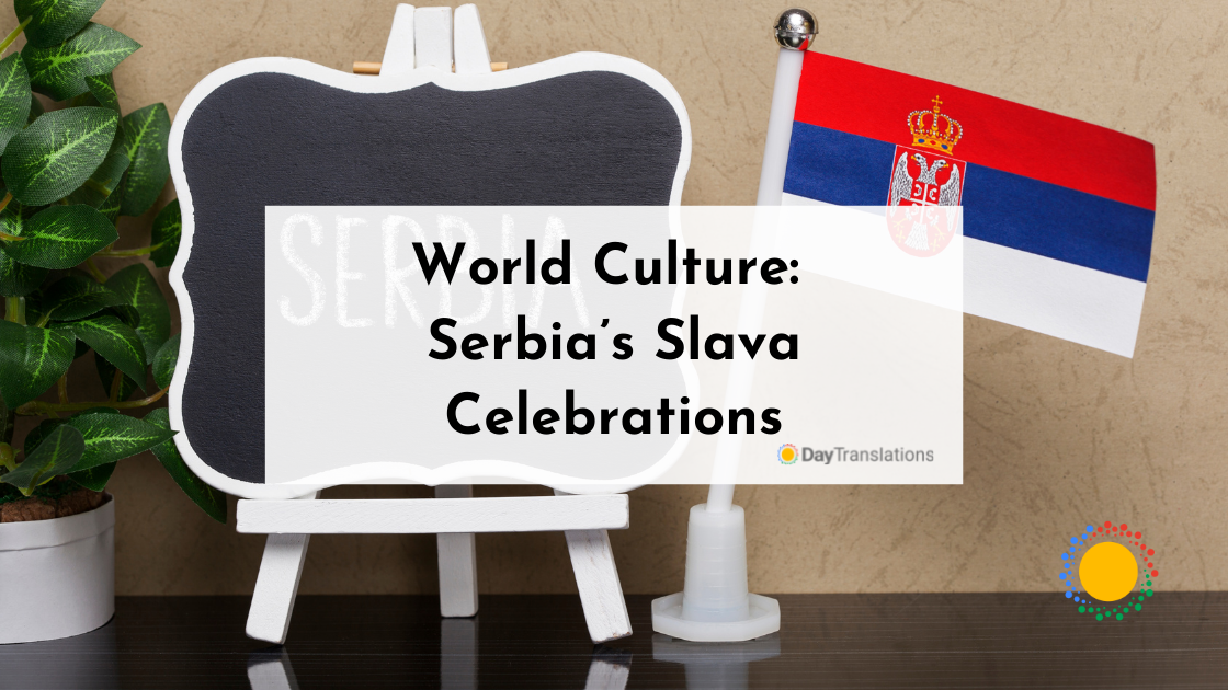 World Culture: Serbia's Slava Celebrations