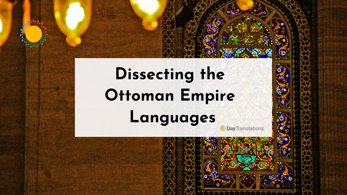 Dissecting the Ottoman Empire Languages