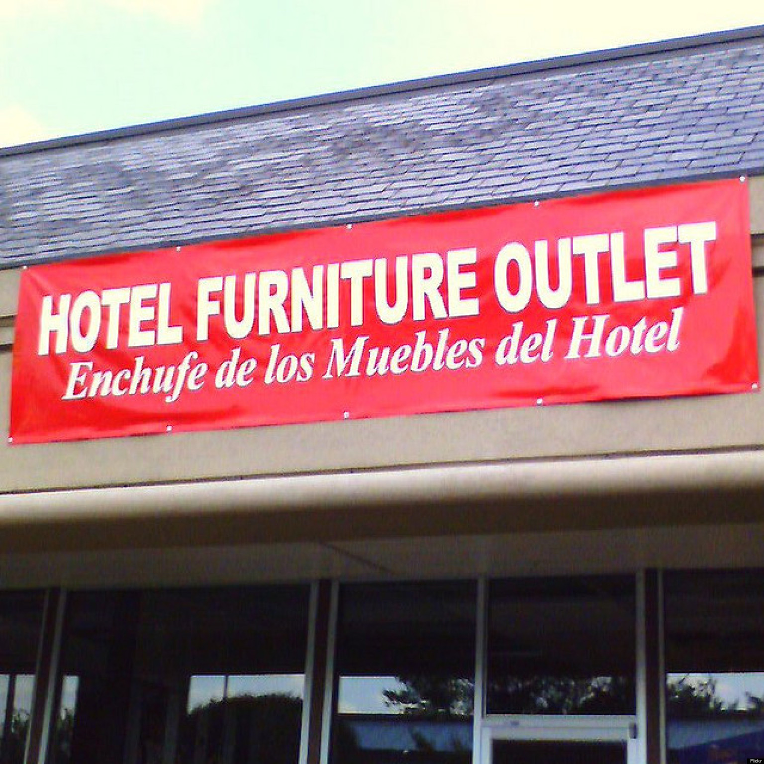 Day Translations Mistranslations- Hotel Furniture Outlet