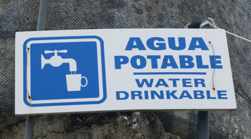 Mistranslations - Water Drinkable