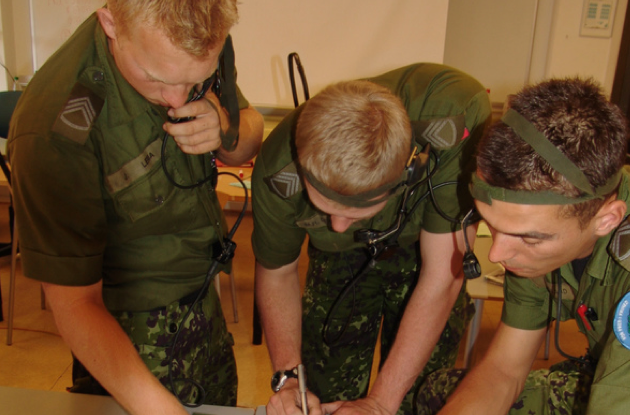 Military Interpreting