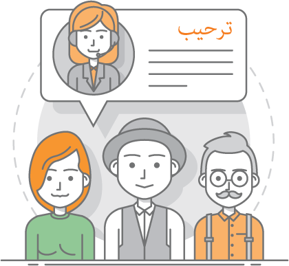 Native Speaking Arabic Translators and Interpreters