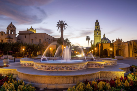 DT-San Diego-city