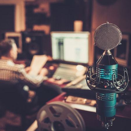 Entertainment Voice Over Services