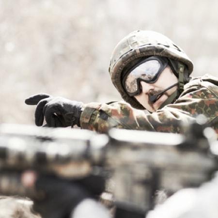 Military/Defense Interpreting