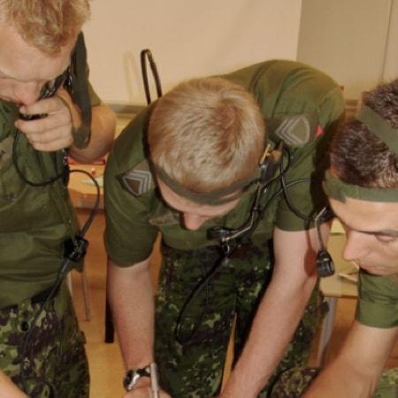Military Interpreting