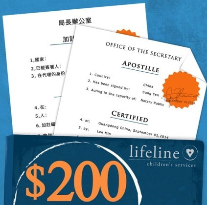 DayTranslations Lifeline Apostille