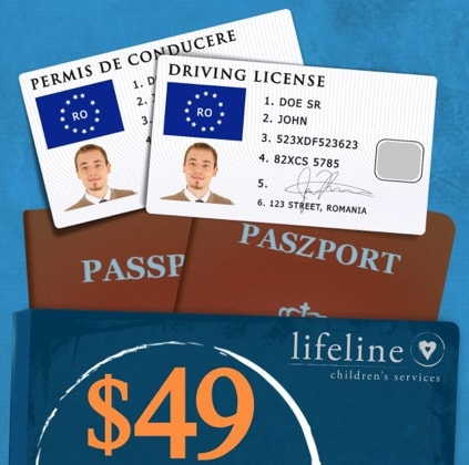 DayTranslations Lifeline DL-Passport
