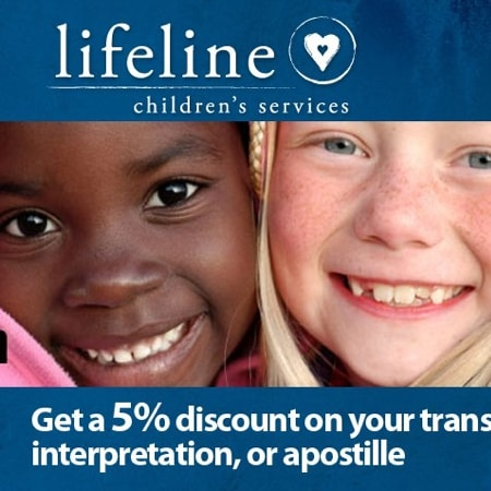 Lifeline Children's Services