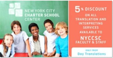 New York City charter school