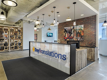 Day Translations Boston Office