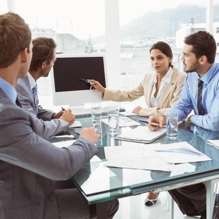 Business & Finance Conference Interpreting