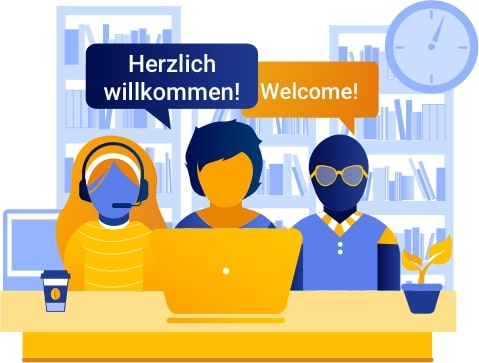 muttersprache deutsch lautsprecher