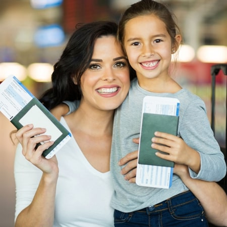 Passports for Minors Under 16 Years of Age