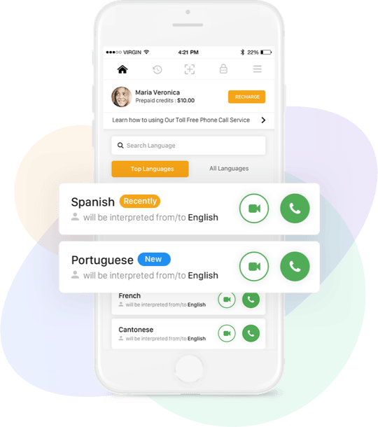 Your Multilingual Phone Interpreting Solution