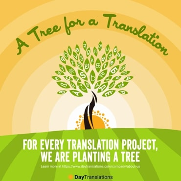 A Tree for a translation