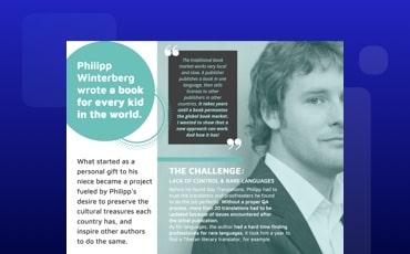 Philipp Winterberg Literary Client Case Study