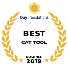 Nomination for Best CAT Tool 2019