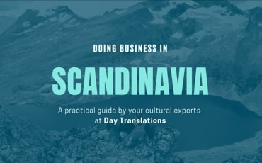 Doing Business in Scandinavia