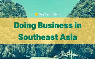Doing Business in Southeast Asia