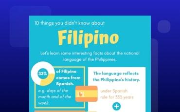 Filipino Infographic