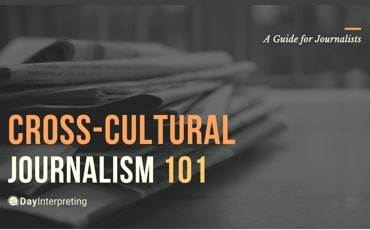 Interpreting in Cross-Cultural Journalism