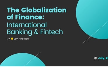 The Globalization of Finance: International Banking & Cryptocurrency