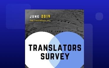 Translators Survey 2019