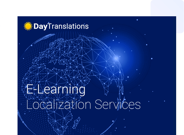 E Learning Localization Process