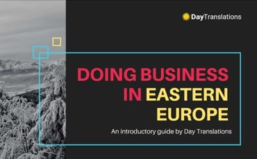 Doing Business in Eastern Europe