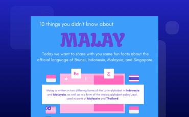 Language Malay