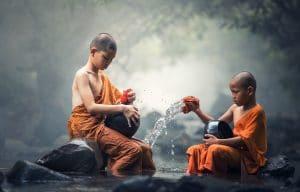 budhist-children